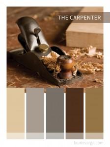 Colour Palette: The Carpenter