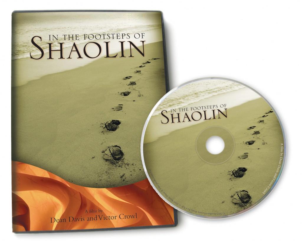 Shaolin DVD cover+disc