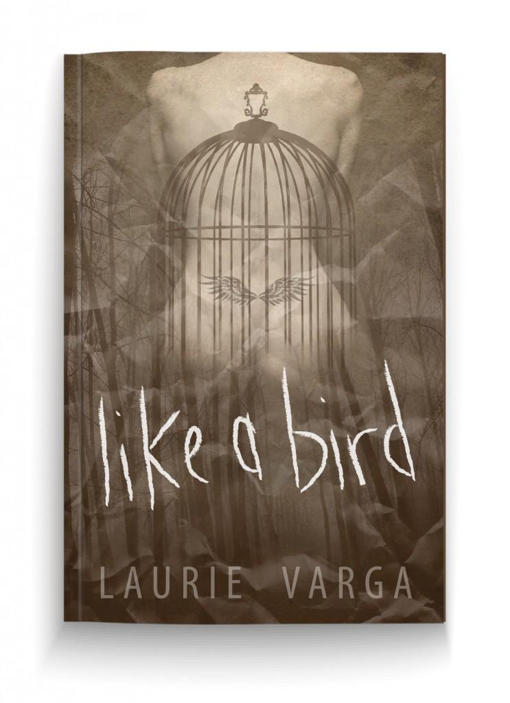 Like a bird. A dark romance novel.
