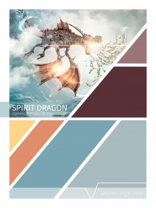 Color Palette of the Week: Spirit Dragon